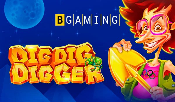 BGaming Upgrades the Dig Dig Digger Slot with New Features